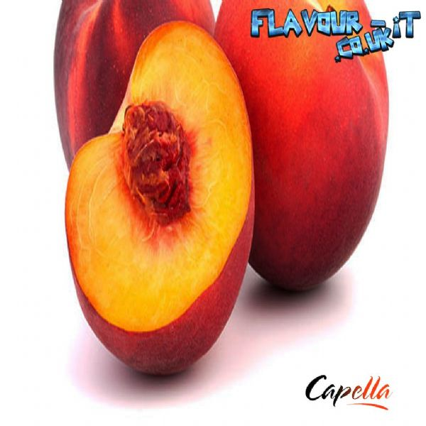 Capella Juicy Peach Flavour Drops
